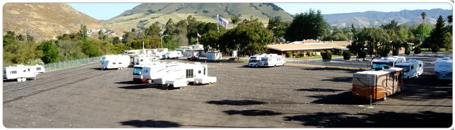 Superieur San Luis Obispo RV And Boat Storage   Elks Lodge 322   SLO RV Storage